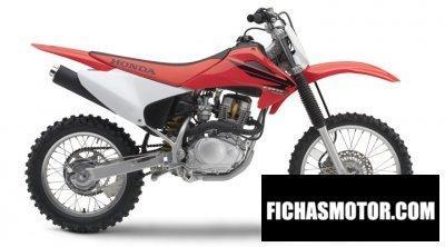 Imagen moto Honda crf 150 f año 2007