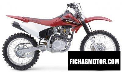 Imagen moto Honda crf 230 f año 2004