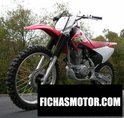 Imagen moto Honda crf 230 f año 2006