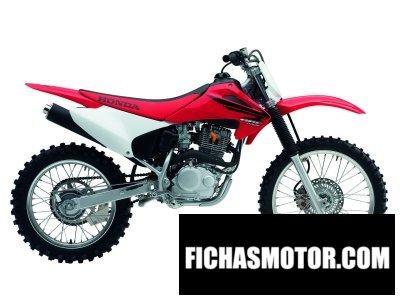 Imagen moto Honda crf 230 f año 2007