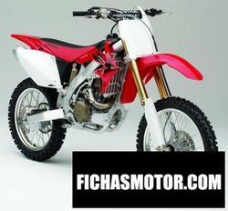 Imagen moto Honda crf 450 r 2006