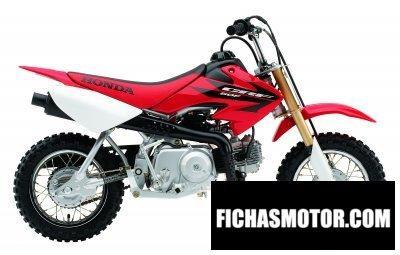 Imagen moto Honda crf 50 f año 2006