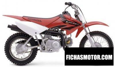 Imagen moto Honda crf 70 f año 2004