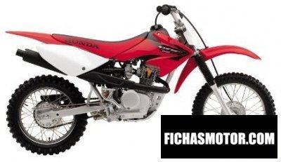 Imagen moto Honda crf 80 f año 2005