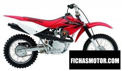 Imagen moto Honda crf 80 f año 2006
