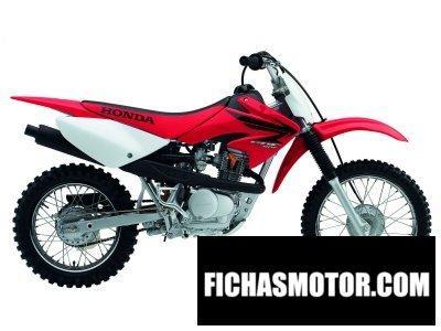 Imagen moto Honda crf 80 f año 2007