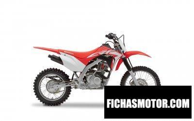 Imagen moto Honda CRF125F año 2019