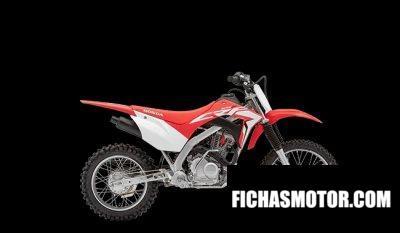 Imagen moto Honda CRF125F año 2020