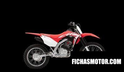 Ficha técnica Honda CRF125F Big Wheel 2020