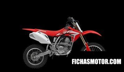 Ficha técnica Honda CRF150R 2020