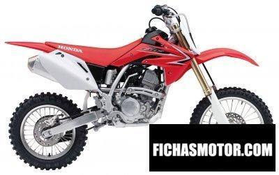 Ficha técnica Honda crf150r expert 2011