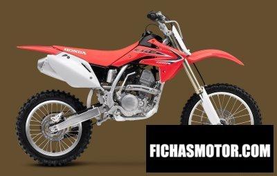 Ficha técnica Honda crf150r expert 2015