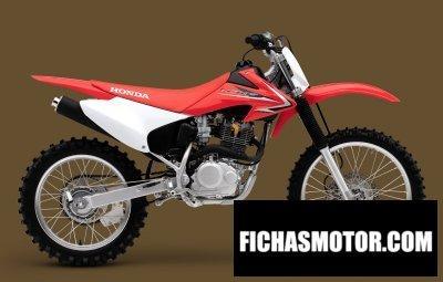 Ficha técnica Honda crf230f 2010