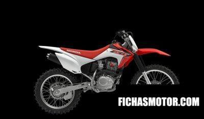 Imagen moto Honda CRF230F año 2020