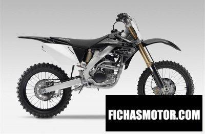 Imagen moto Honda crf250f año 2009
