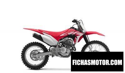 Imagen moto Honda CRF250F año 2020