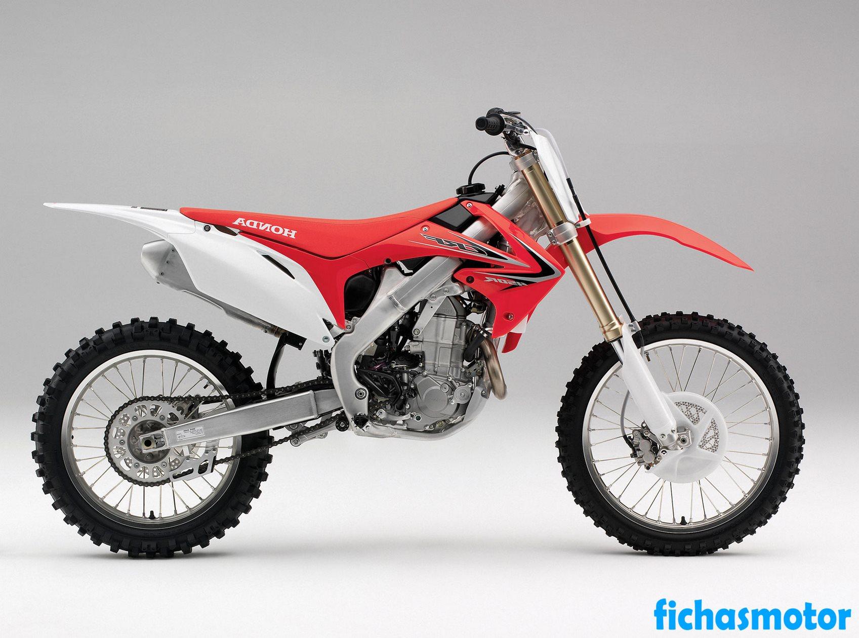 Imagen moto Honda crf450r año 2011