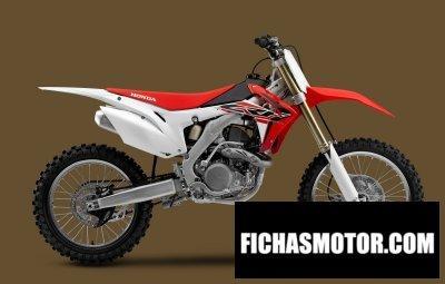 Imagen moto Honda crf450r año 2015