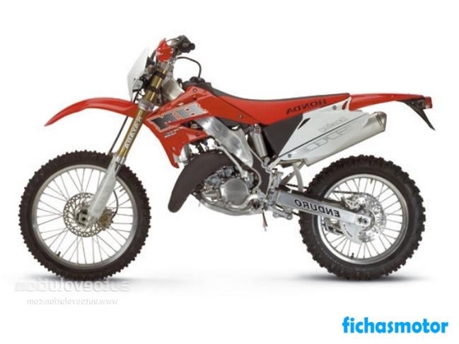 Imagen moto Honda crm 125 r año 1999