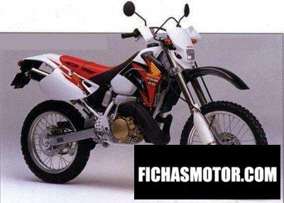 Imagen moto Honda crm 250 ar año 1998