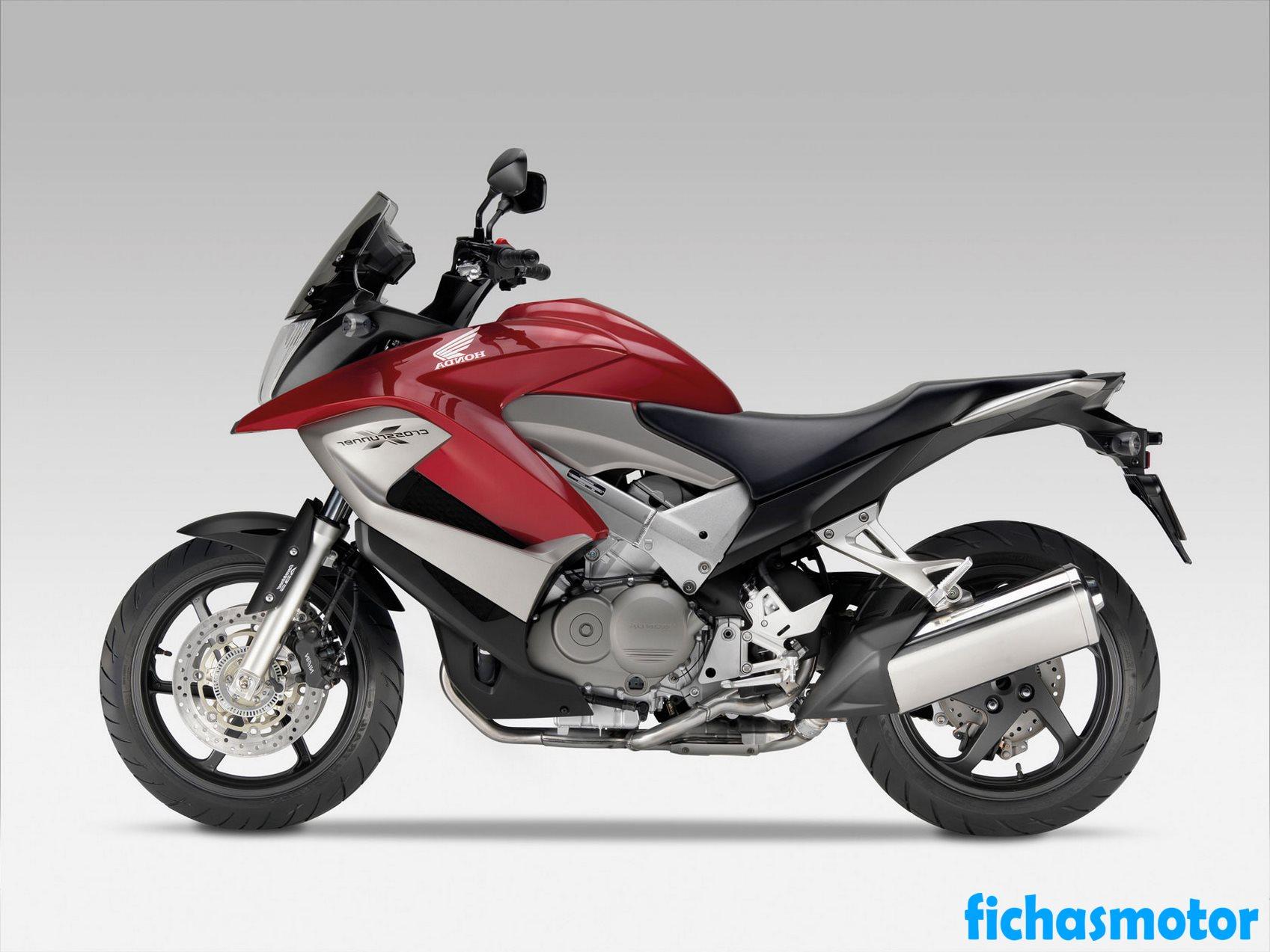 Imagen moto Honda crossrunner año 2011