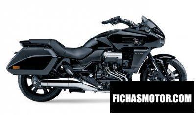 Imagen moto Honda ctx1300 año 2016