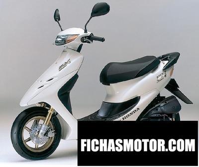 Imagen moto Honda dio 3 zx live año 1999