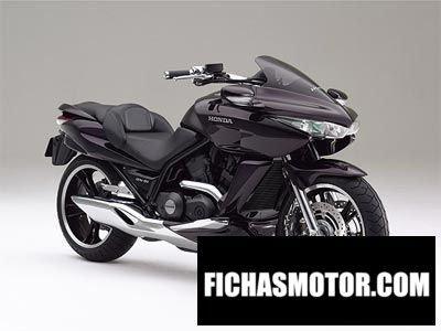 Imagen moto Honda dn-01 año 2006