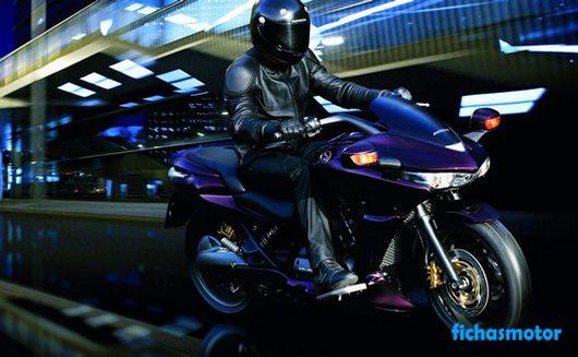 Imagen moto Honda dn-01 año 2008