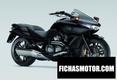 Imagen moto Honda dn-01 año 2009