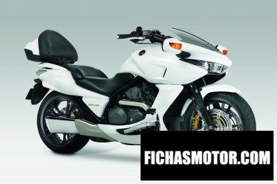 Imagen moto Honda dn-01 año 2012