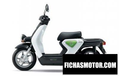 Ficha técnica Honda ev-neo 2013