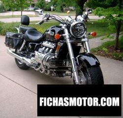 Imagen moto Honda f 6 c valkyrie 2001
