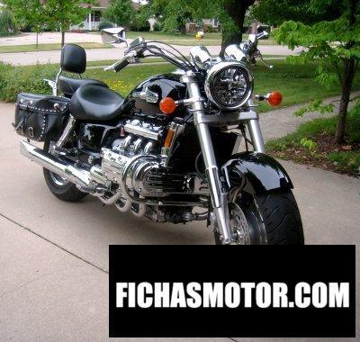 Imagen moto Honda f 6 c valkyrie año 2001