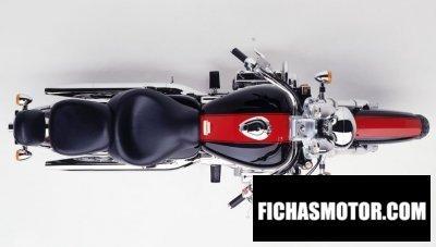 Ficha técnica Honda f 6 c valkyrie - gl 1500 cd 2002