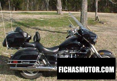 Imagen moto Honda f6c año 1999