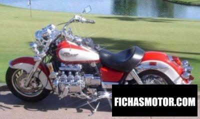Imagen moto Honda f6c valkyrie año 1997