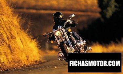Imagen moto Honda f6c valkyrie año 2000