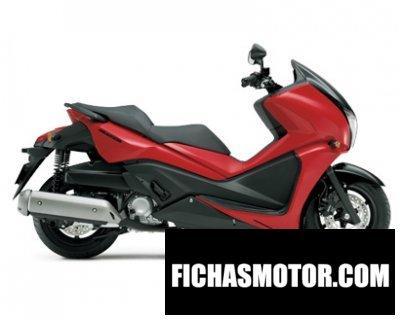 Ficha técnica Honda faze 2013