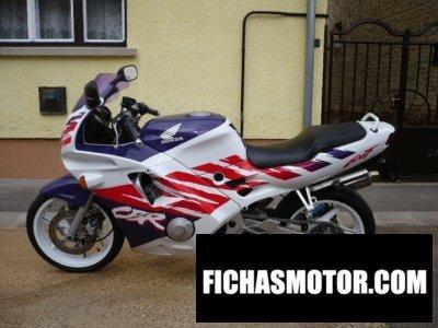 Imagen moto Honda fes 125 pantheon año 2003