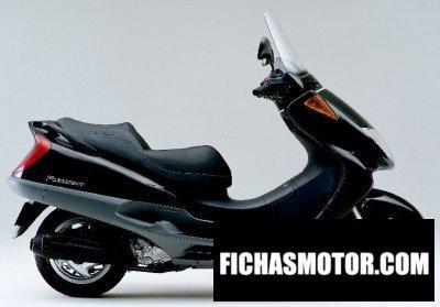 Imagen moto Honda fes 250 foresight año 1998