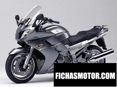 Imagen moto Honda fjr 1300 año 2003