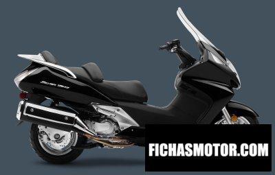 Imagen moto Honda fjs600 silver wing año 2016