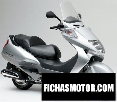 Imagen moto Honda foresight 250 año 2002