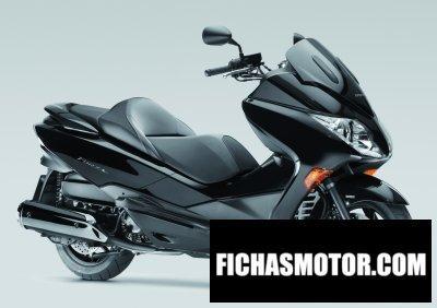 Imagen moto Honda forza ex año 2008