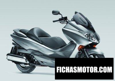 Imagen moto Honda forza ex año 2009