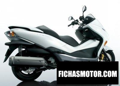 Imagen moto Honda forza z año 2014