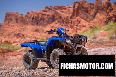 Imagen moto Honda FourTrax Foreman 4x4 año 2020