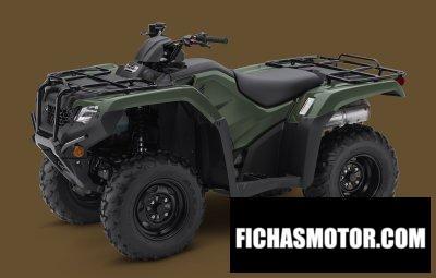 Imagen moto Honda FourTrax Rancher año 2019