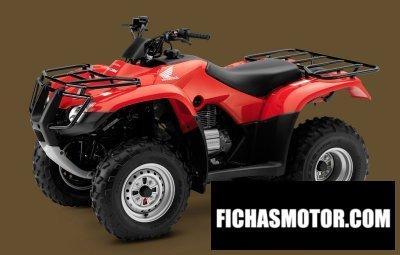Imagen moto Honda fourtrax recon año 2009